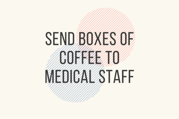Boxes of Coffee