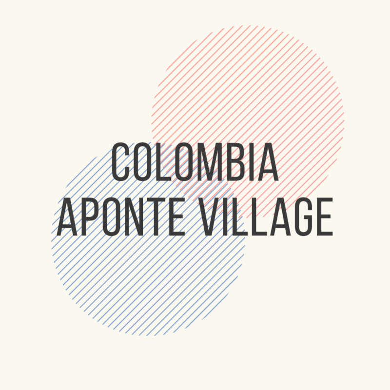 Colombia Aponte Village